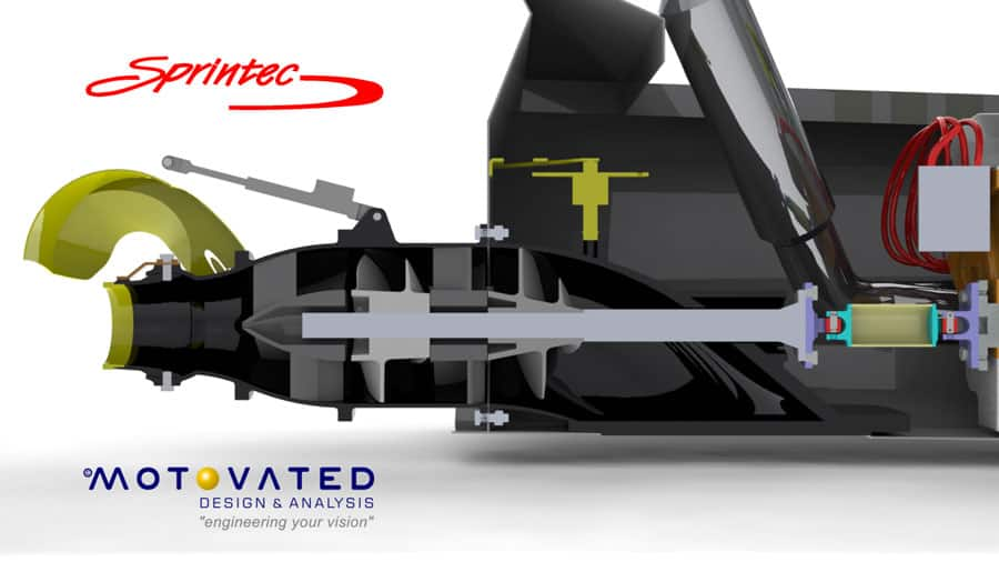 Sprintec Jet Unit1